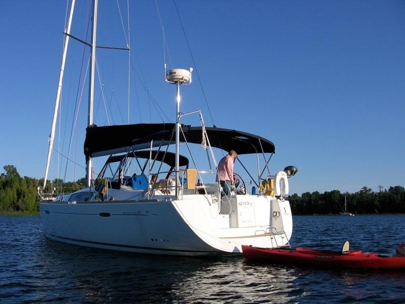 Beneteau 473 - 3 Cabin Monohull Yacht   Sunsail USA